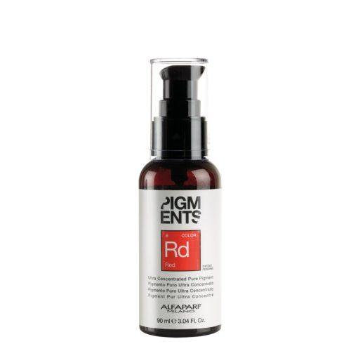 Pigments RED.6 hajszínező - 90 ml