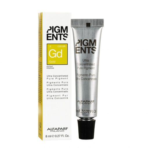 Pigments GOLD.3 hajszínező - 8 ml