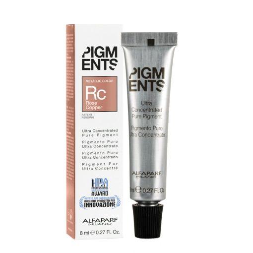 Pigments ROSE COPPER hajszínező - 8 ml