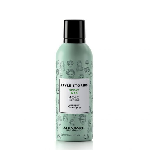 Style Stories Spray Wax - 200 ml