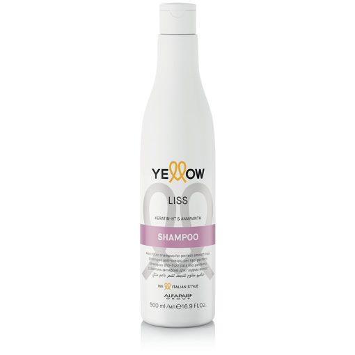 Yellow Liss kreppes hatás elleni sampon - 500 ml