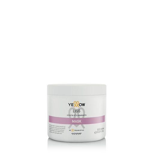 Yellow Liss kreppes hatás elleni maszk - 500 ml
