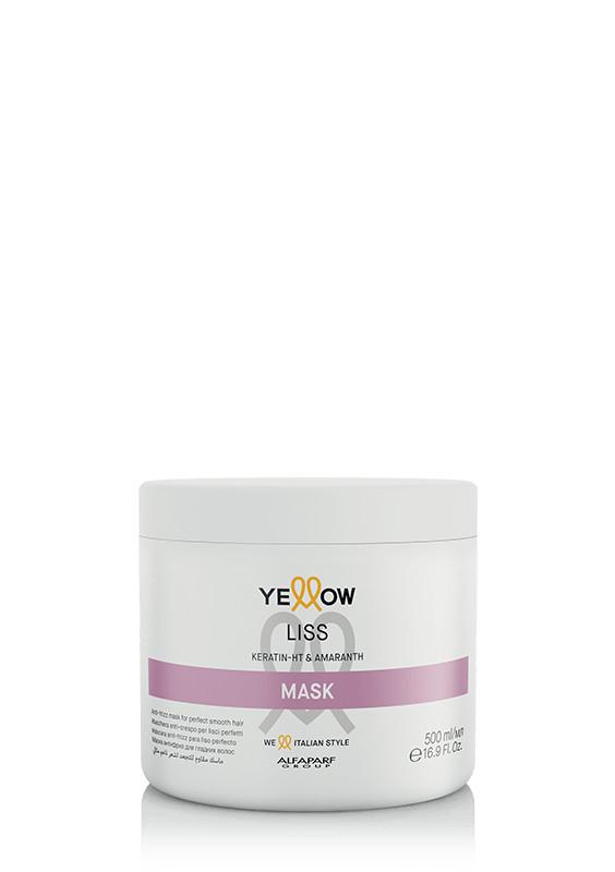 Yellow Liss kreppes hatás elleni maszk
