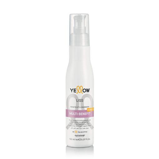Yellow Liss Multi-benefit szérum kreppes hajra - 150 ml