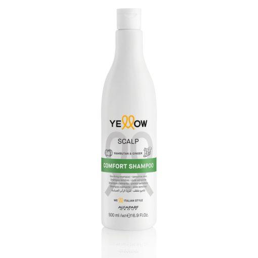 Yellow Scalp Comfort nyugtató sampon érzékeny fejbőrre - 500 ml