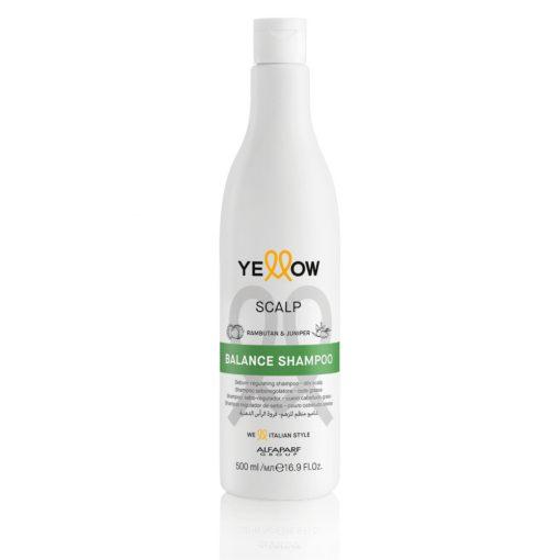 Yellow Scalp Balance sampon zsíros fejbőrre - 500 ml
