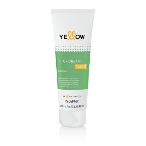 Yellow Scalp Detox méregtelenítő krém fejbőrre és hajra - 250 ml