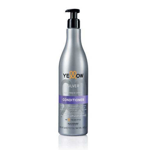 Yellow Silver anti-sárga, hamvasító kondicionáló - 500 ml