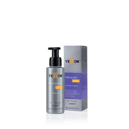Yellow Pure Silver koncentrátum a nemkívánatos árnyalatok semlegesítésére - 100 ml