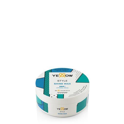 Yellow Style Shine Wax erős tartású hajwax - 100 ml