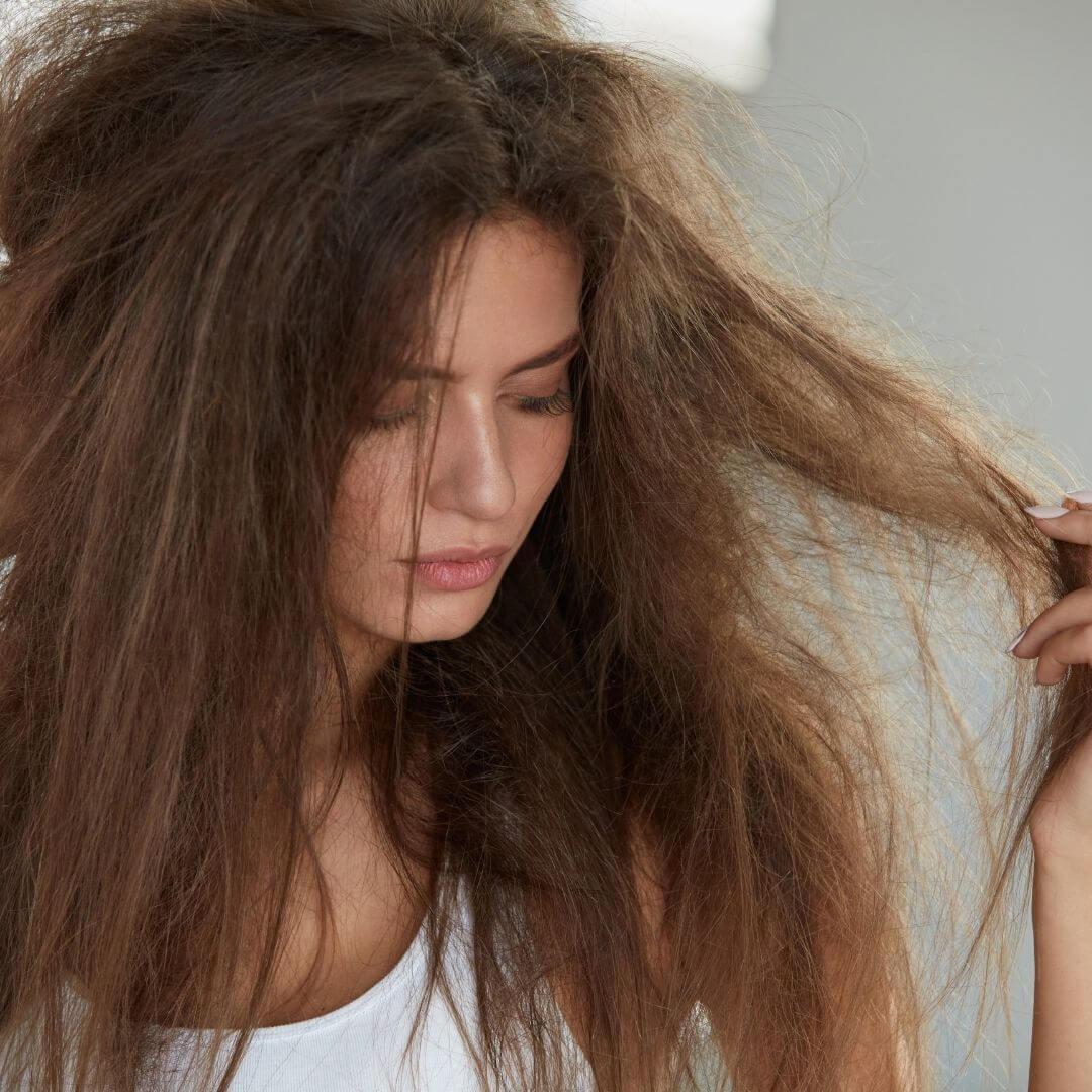 A száraz haj hidratálása - íme néhány tipp