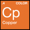 Pigments Copper.4