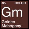 Pigments Golden Mahogany .35