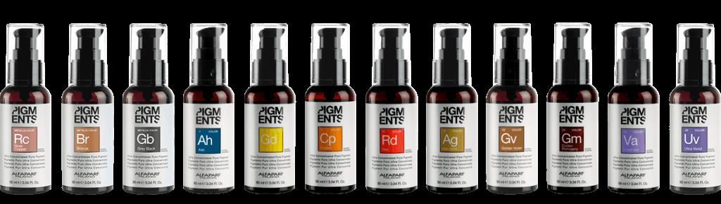 Színezd újra a Pigments hajszínező segítségével
